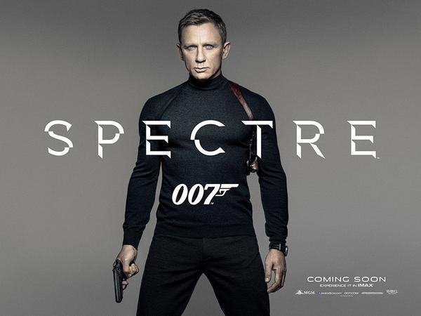 (James Bond Twitter)